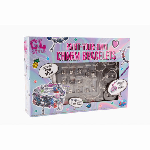 Picture of GL Style Paint Your Own Charm Bracelets