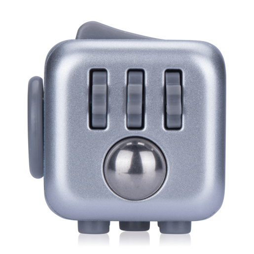 Picture of Fidget Cube Series 2 - Silver