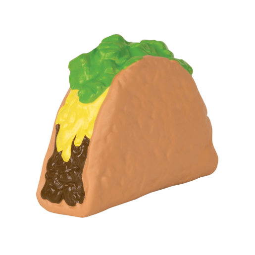 Picture of Softn Slo Squishies Fun Food Ultra - Taco