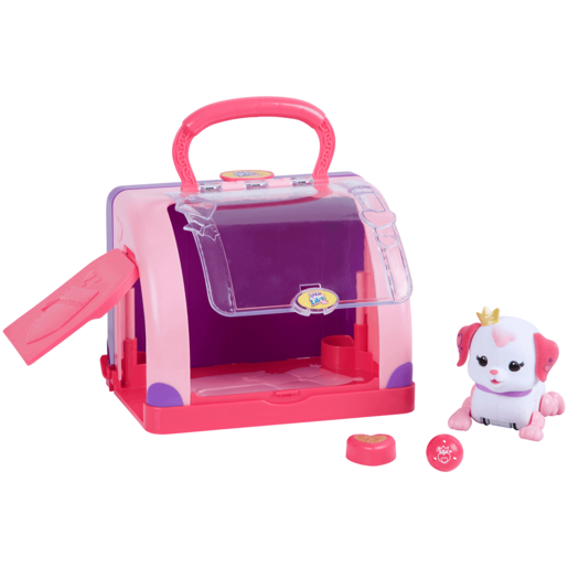 Picture of Little Live Pets Cutie Pup - Play Case Puppy