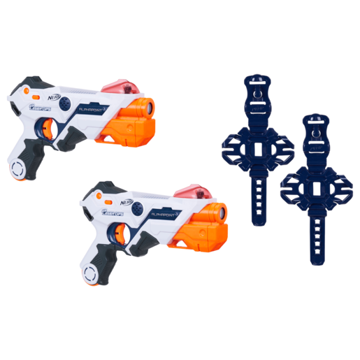 Picture of Nerf Laser Ops Pro Alpha Point - 2 Pack