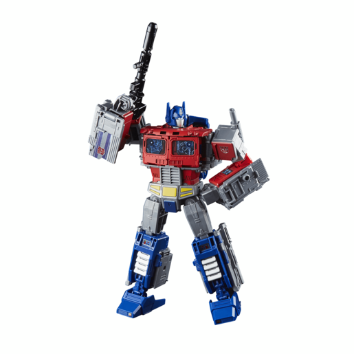 Picture of Transformers Generations Power of the Primes Leader Class Figure - Optimus Prime