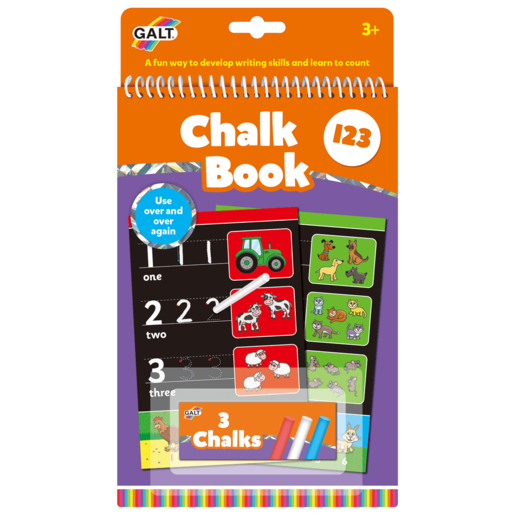 Picture of Galt Chalk Book 123