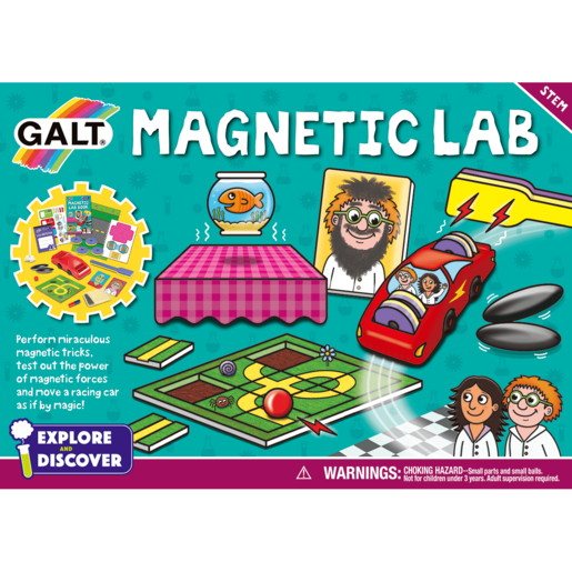 Picture of Galt Magnetic Lab Game
