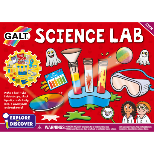 Picture of Galt Science Lab Game