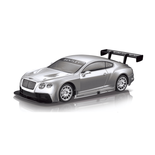 Picture of Braha 1:24 Scale Bentley Friction Car - Silver