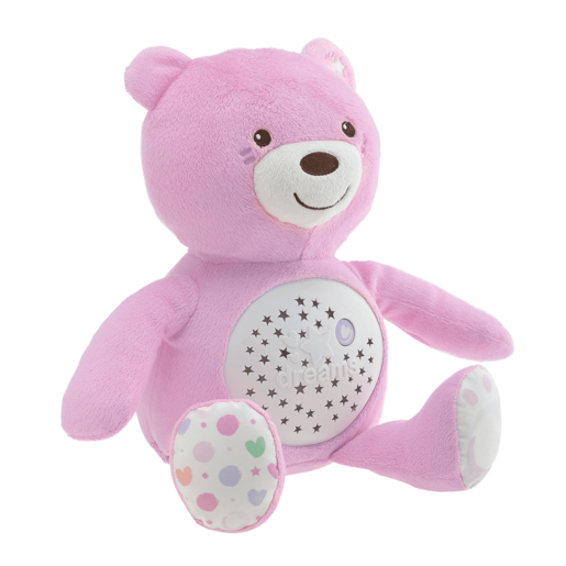 Picture of Chicco First Dreams Baby Bear - Pink