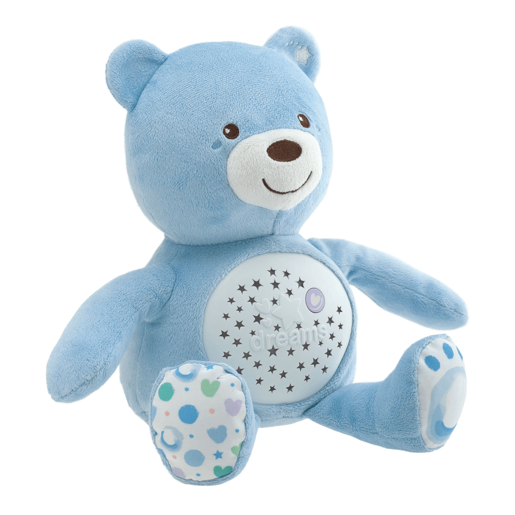 Picture of Chicco First Dreams Baby Bear - Blue