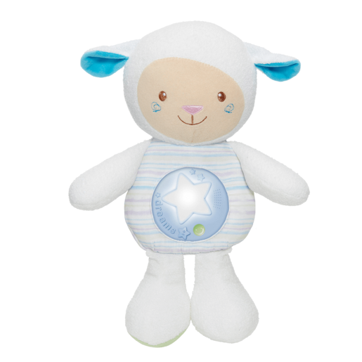 Picture of Chicco First Dreams Lullaby Sheep - Blue