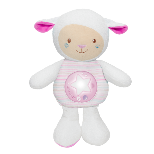 Picture of Chicco First Dreams Lullaby Sheep - Pink