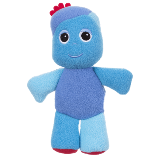 Picture of In The Night Garden Cuddly Collectable Soft Toy-Igglepiggle