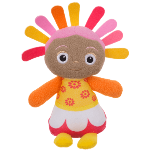 Picture of In The Night Garden Cuddly Collectable Soft Toy-Upsy Daisy