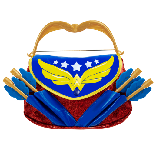 Picture of DC Super Hero Girls Wonder Woman Action Purse