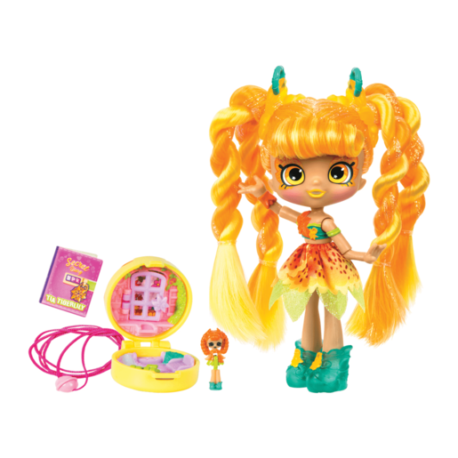 Picture of Shopkins Lil's Secrets Series 2 - Tia Tigerlilly Doll