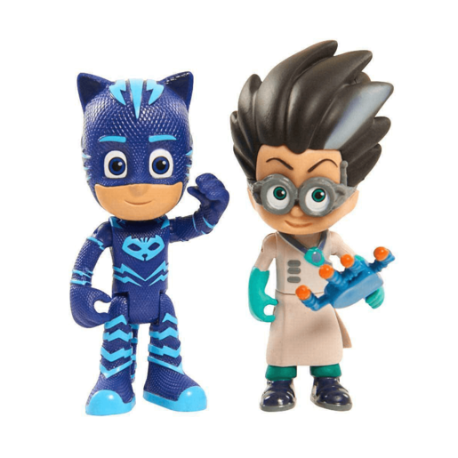 Picture of PJ Masks Duel 7.5cm Figure Set - Catboy and Romeo