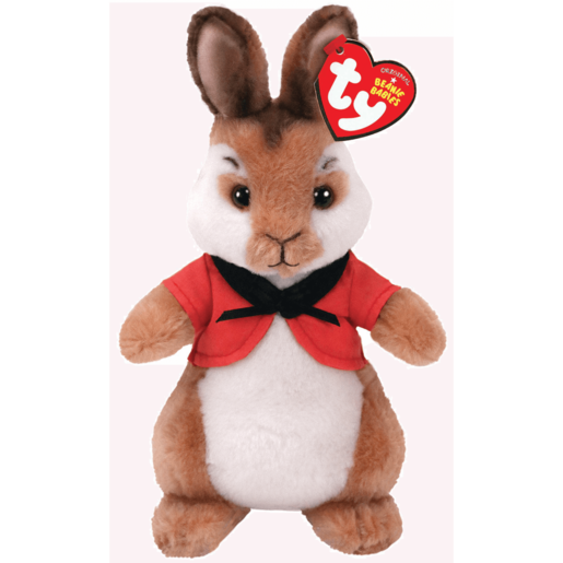 Picture of Ty Peter Rabbit Beanies - Flopsy