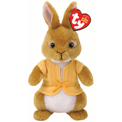 Picture of Ty Peter Rabbit Beanies - Mopsy