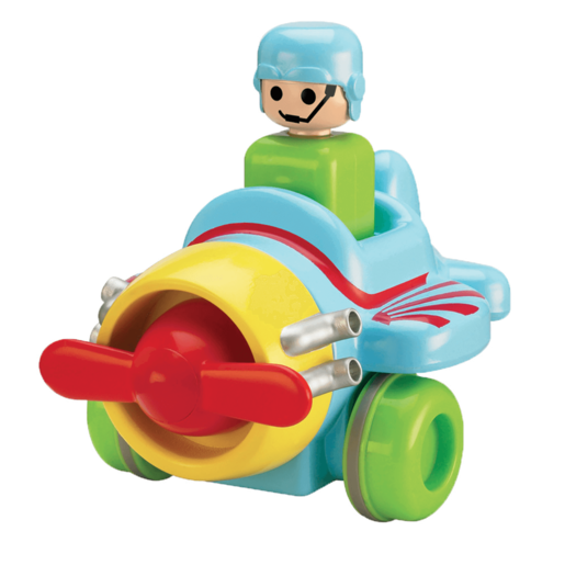 Picture of Tomy Toomies Push And Go Vehicle - Plane
