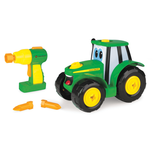Picture of Tomy John Deere Build A Johnny Tractor