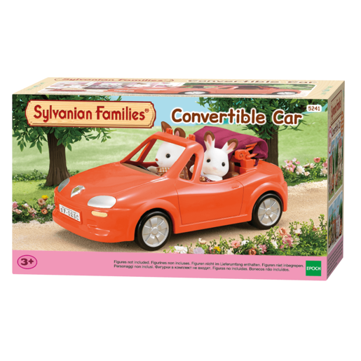 Picture of Sylvanian Families - Convertible Car