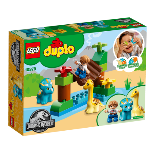 Picture of LEGO Duplo Jurassic World Gentle Giants Petting Zoo - 10879