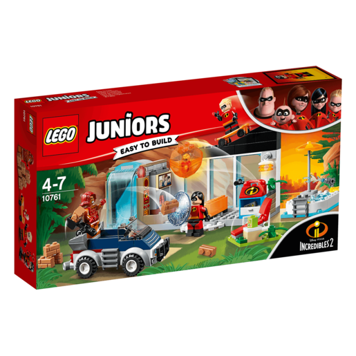 Picture of LEGO Juniors Incredibles 2 The Great Home Escape - 10761