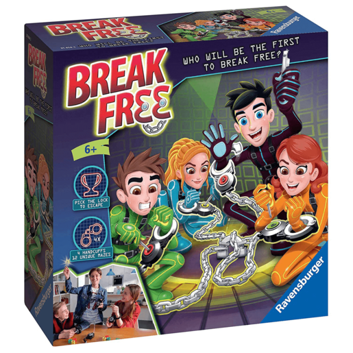Picture of Ravensburger Break Free -The Handcuff Game