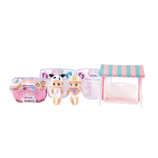 Picture of BABY Secrets Series 2 Swing Chair Pack