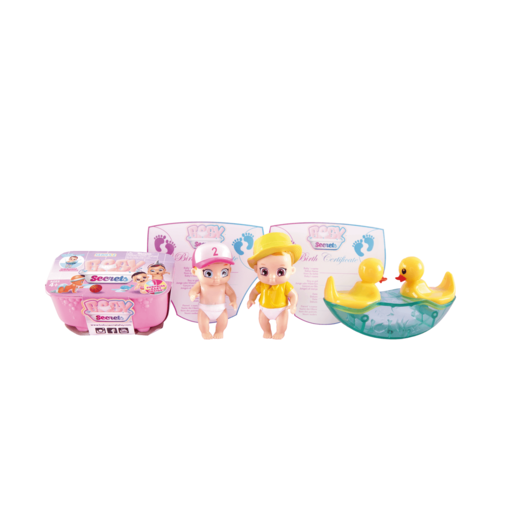 Picture of BABY Secrets Series 2 Duck Seesaw Pack