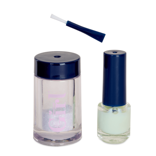 Picture of Who's That Girl Nail Polish Dip - Pearly Dust