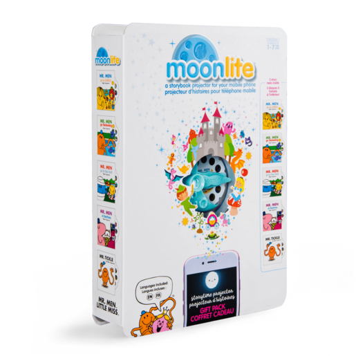 Picture of Moonlite - Mr. Men Gift Pack with 5 Stories