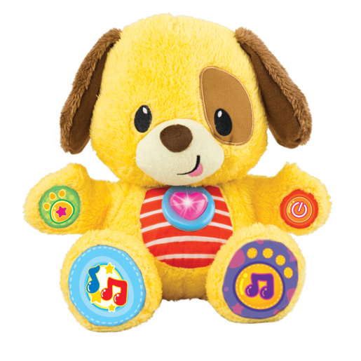 Picture of WinFun Learn with Me Puppy Pal