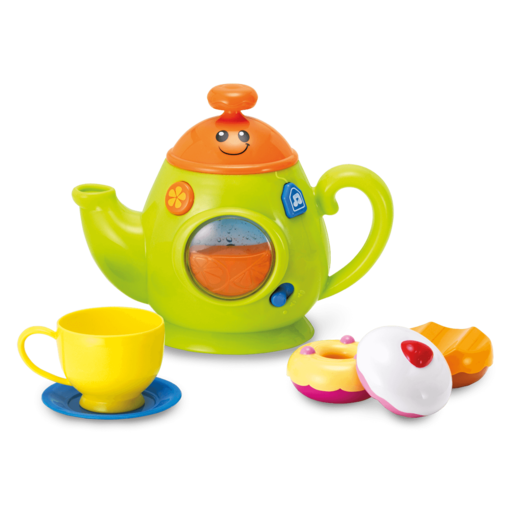 Picture of Fun and Sweets Tea Set - Green