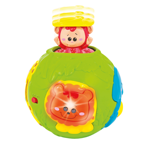 Picture of WinFun Roll and Pop Jungle Activity Ball