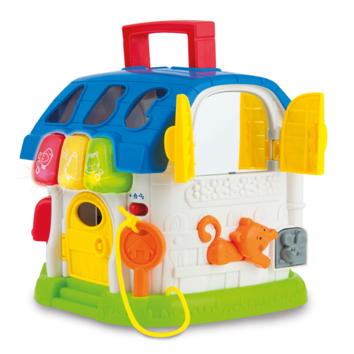 Picture of WinFun Sort and Learn Activity House