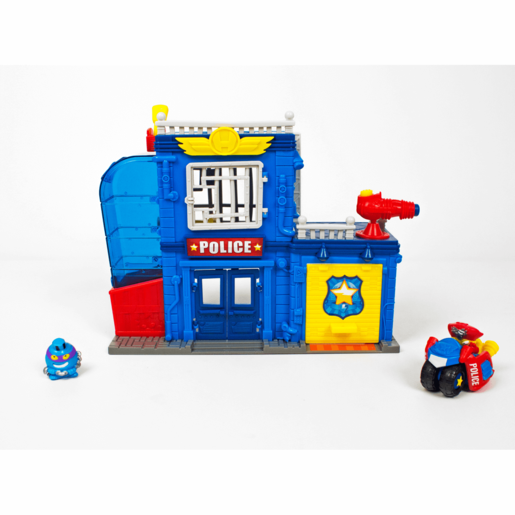 Picture of SuperZings Series 2 Police Station Playset