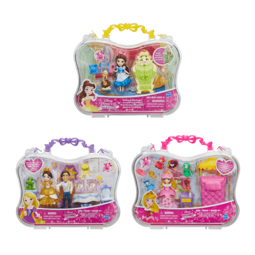 Picture of Disney Princess Story Moments Collection Figures