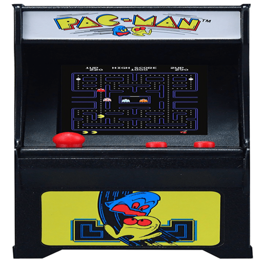 Picture of Tiny Arcade Pac-Man Miniature Arcade Game
