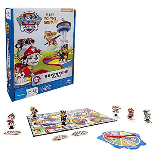 Picture of Paw Patrol Adventure Game