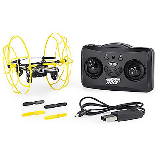Picture of Air Hogs Hyper StuntDrone - Yellow