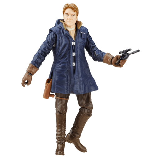 Picture of Star Wars Black Series 9.5cm Figure - Han Solo Starkiller Back