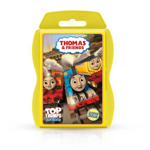 Picture of Top Trumps Juniors Thomas and Friends