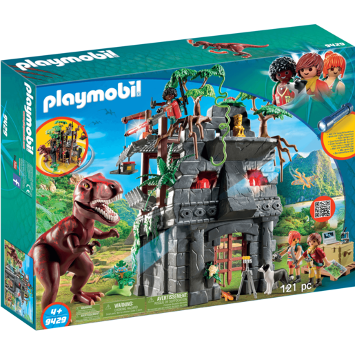 Picture of Playmobil Hidden Temple Trex - 9429