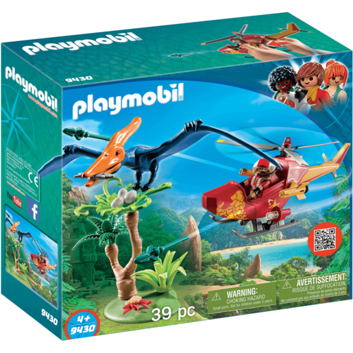 Picture of Playmobil Copter Pterodactyl - 9430