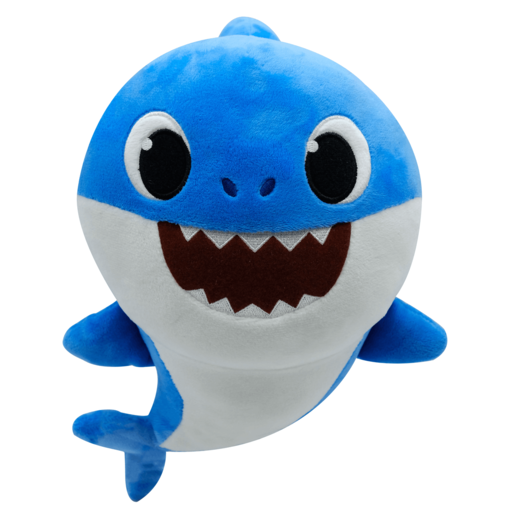 Picture of Baby Shark Singing Plush - Daddy Shark 25cm