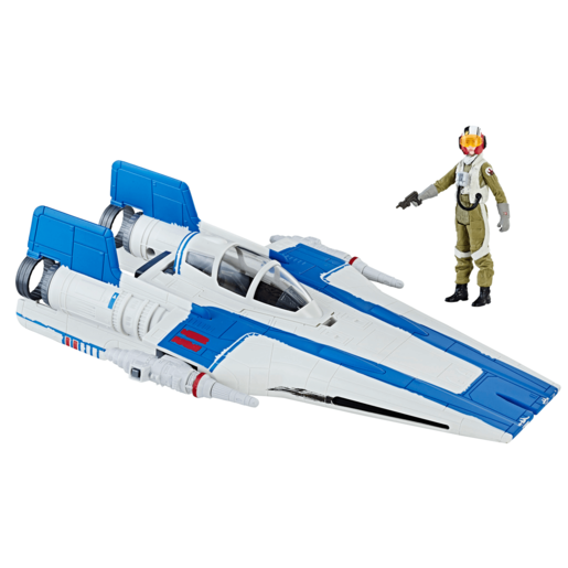 Picture of Star Wars Resistance A-Wing Fighter