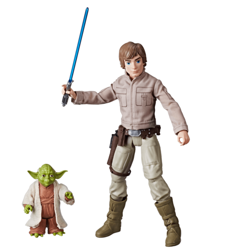 Picture of Star Wars Forces Of Destiny - Luke Skywalker and Yoda