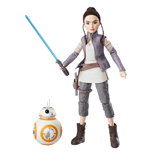 Picture of Star Wars Forces Of Destiny - Rey of Jakku and BB-8