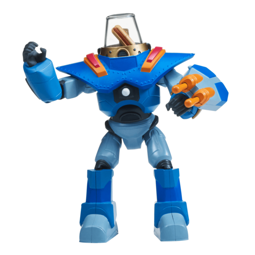 Picture of Massive Monster Mayhem Smackton Figure - Dome Diddy
