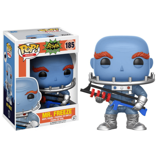 Picture of Funko Pop! DC Heroes - Mr. Freeze